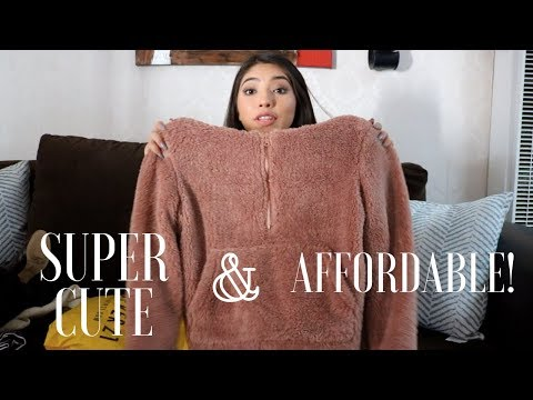 AFFORDABLE FOREVER 21 TRY ON HAUL!! (FALL EDITION)