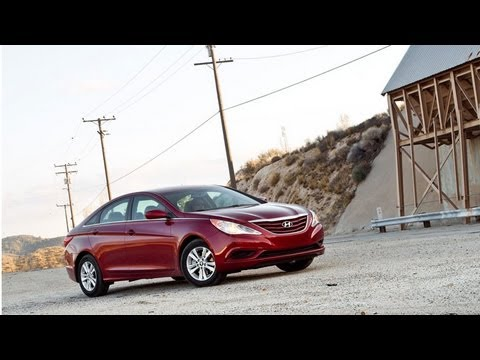 Hyundai Sonata Video Review -- Edmunds.com
