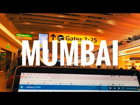 Monsoon India: Vlog 1 - Arrival Into Mumbai