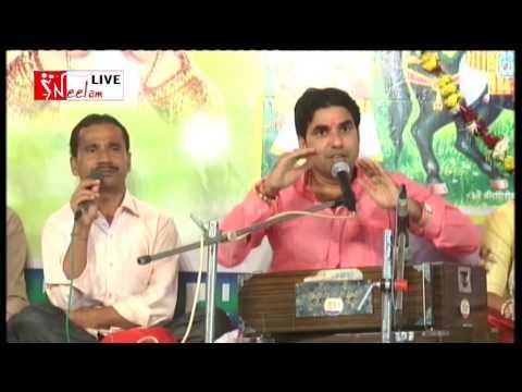 अरे सत्संग किजो मारी हैली, JOG BHARTI , DESI HIT BHAJAN ,Neelam Live 2016
