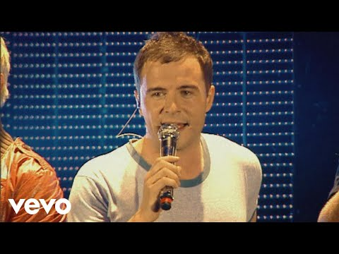 Westlife - I'm Already There (Live At Croke Park Stadium)