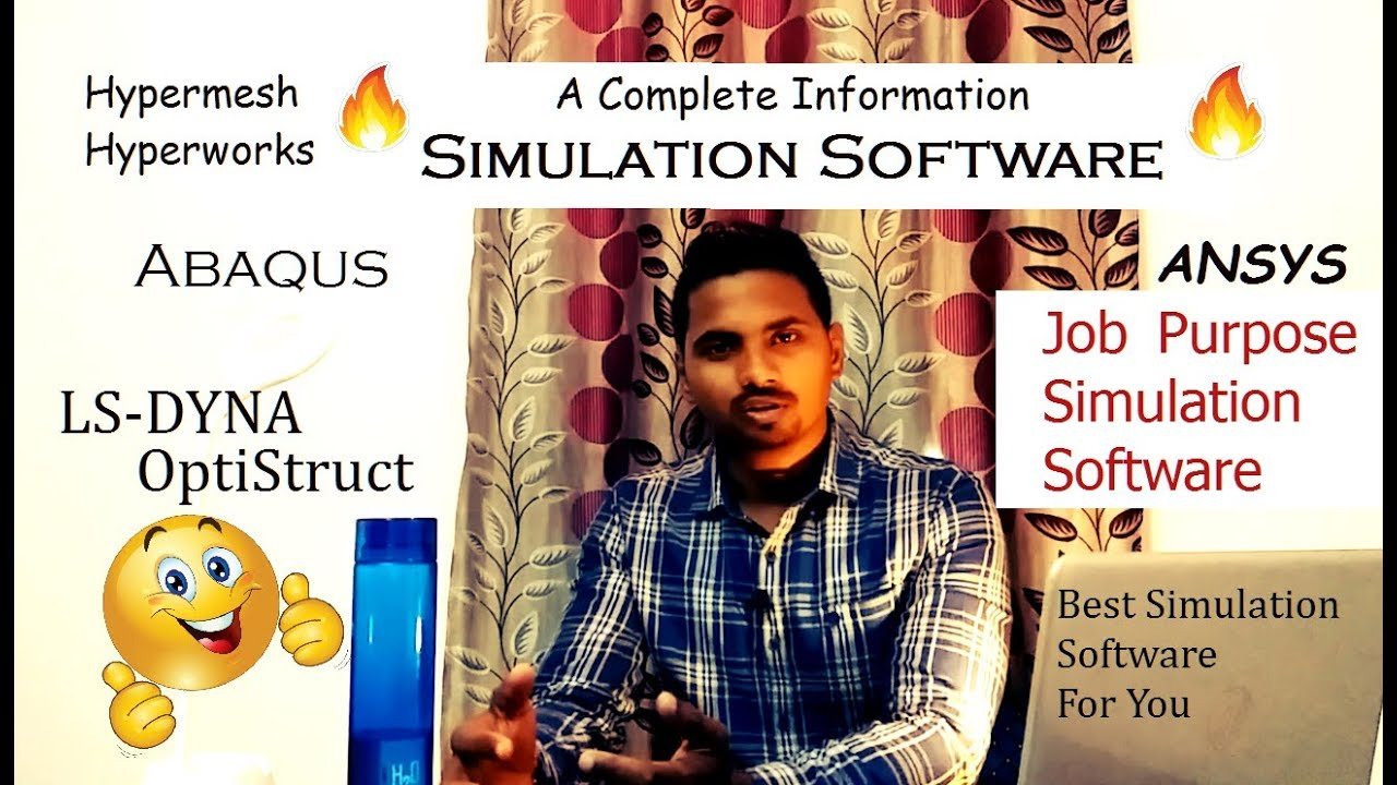 'Simulation Software' A Complete Information | Ansys, Hypermesh, LS-DYNA,  Abaqus, Optistruct