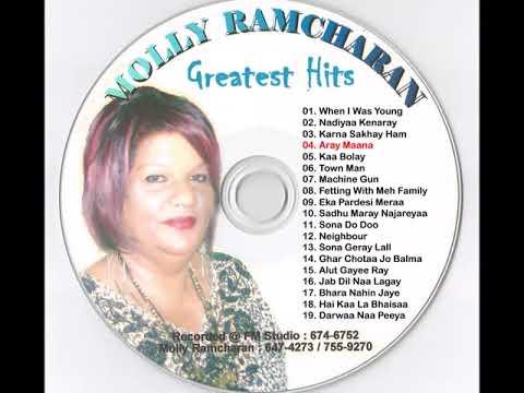 Molly Ramcharan - Aray Maana