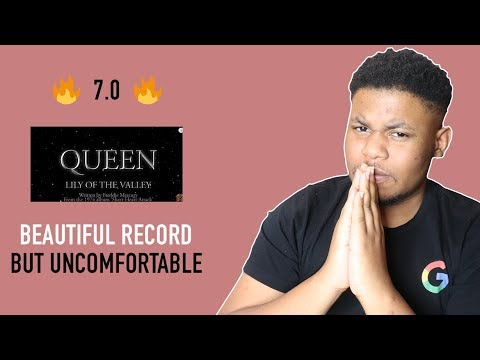 Queen - Lily Of The Valley Reaction