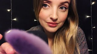 💤 MOST RELAXING ASMR TRIGGER WORDS WITH SUPER TINGLY MOUTH SOUNDS 🥰
