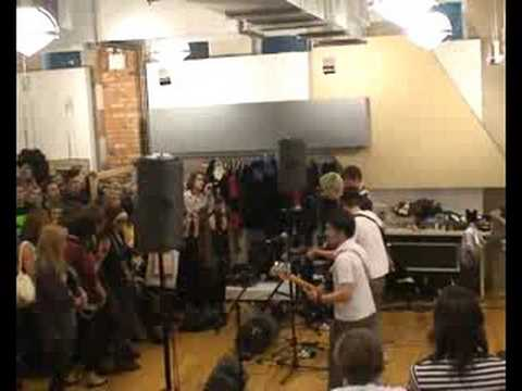 The Metros - Live In Urban Outfitters
