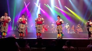 ALBORADA SINFÓNICO 2017 - Danza de las Tijeras & San Juanito