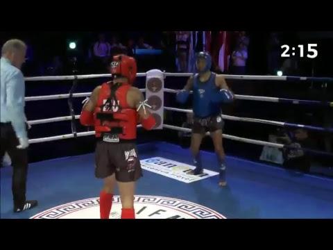 World Muaythai Championships 2018 Ring A  _ DAY 4