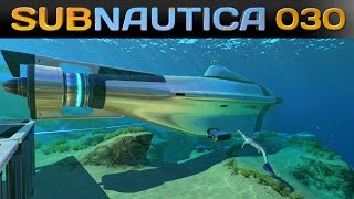 SUBNAUTICA [030] [Eine Handbreit Wasser unter'm Kiel] [PRAWN UPDATE] [Let's Play Gameplay Deutsch] thumbnail