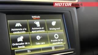 Renault Kadjar 2015 sistema R Link