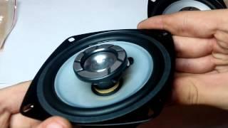 Обзор акустической системы,динамики Fusion FLS-42