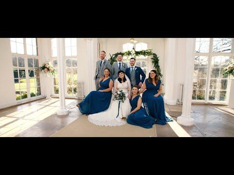 St Audries Park Wedding // Daizie & Lewis // Short Wedding Film