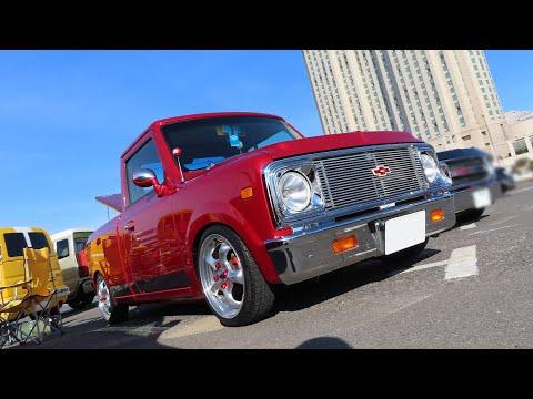 SUZUKI Lapin Custom Car By Blow ハイライダーピックアップ