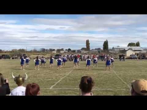 Herlong High School Cheerleaders Dance