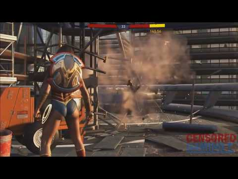 Why Did Injustice 2 Nerf Wonder Woman