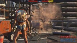 Why Did Injustice 2 Nerf Wonder Woman's Butt?