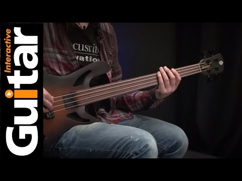 Spector NS2 Carved Top B Bass Guitar | Review