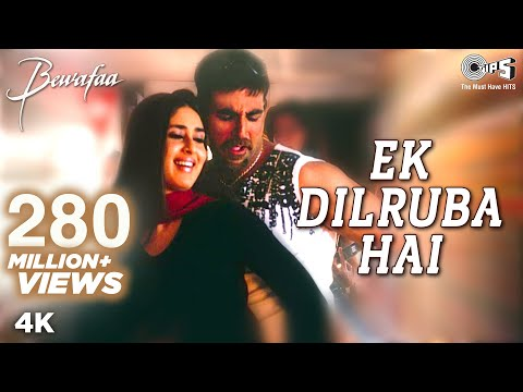 Ek Dilruba Hai - Video Song | Bewafaa | Akshay Kumar & Karee