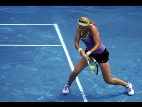 2012 Mutua Madrid Open Quarterfinal WTA Highlights
