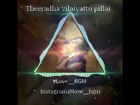Theeratha vilayatu Pillai play boy bgm