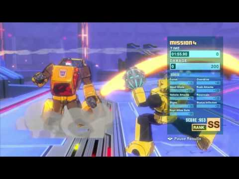 Transformers: Devastation - Campaign Chapter 7, SS Rank, Prime
