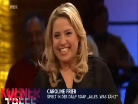 Caroline Maria Frier