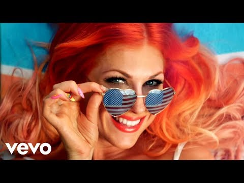 preview Bonnie McKee - American Girl from youtube