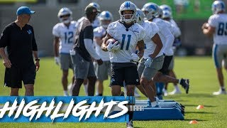 Training Camp Highlights: Day 12