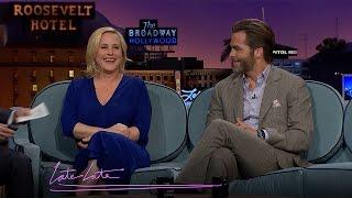 Patricia Arquette and Chris Pine Are in the CSI Family
