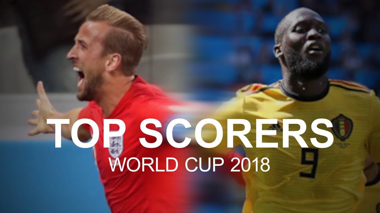 9aa4aeef0 World Cup Top Scorers - Kane Leads The Race For The Golden Boot - Russia  2018 World Cup