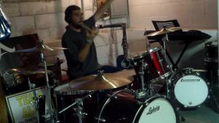 Sam- Robin Thicke ft. Juicy J- One Shot- Drum Cover