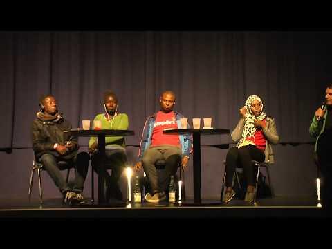 Kriminalisierung der Migration und Marshallplan mit Afrika