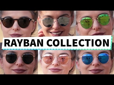 cb36864f5f Unboxing Ray-Ban RB 3447 Round Metal Gold 001 Sunglasses