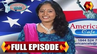 Ann Hosting American Cafe 02nd May 2016