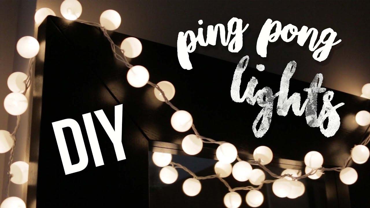ping pong lighting. ping pong lighting 2