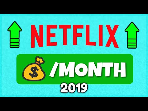 How much it cost to watch netflix