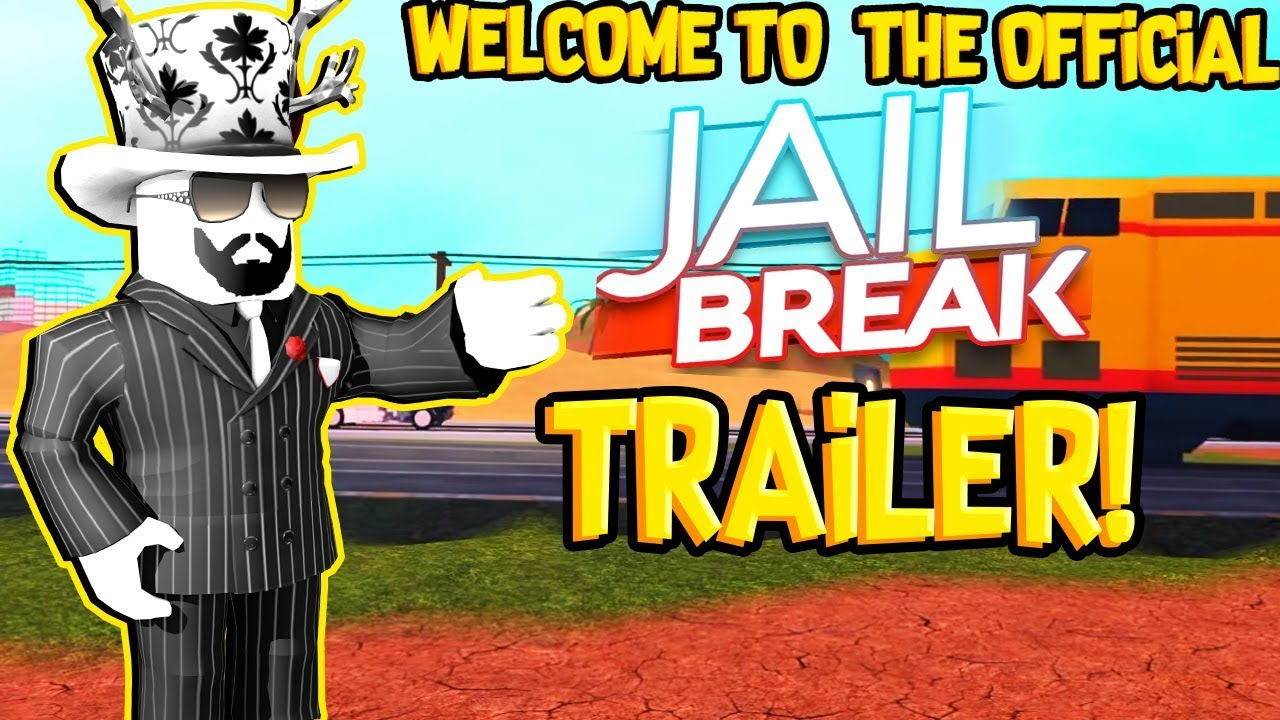 Reacting To The Official Jailbreak Trailer Roblox - roblox jailbreak trailer