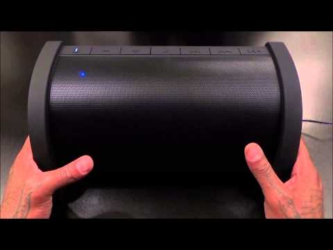 NYNE Bass Portable Bluetooth Speaker with NFC