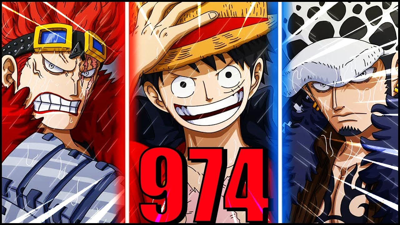 ANOTHER INSANE REVEAL! – One Piece Chapter 974