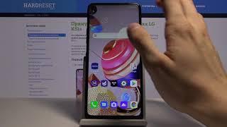 Как включить портативную точку доступа на LG K51s — Мобильный хот-спот