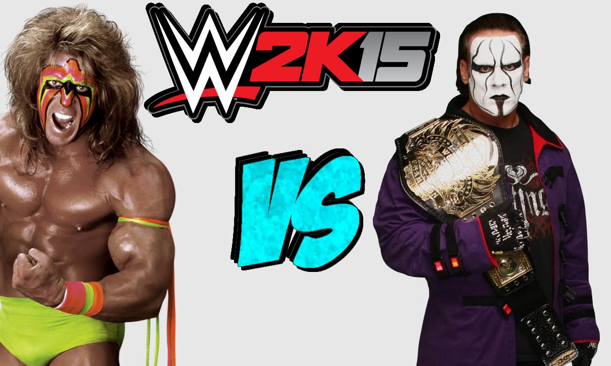 The gallery for --> Wwe 2k15 Ultimate Warrior
