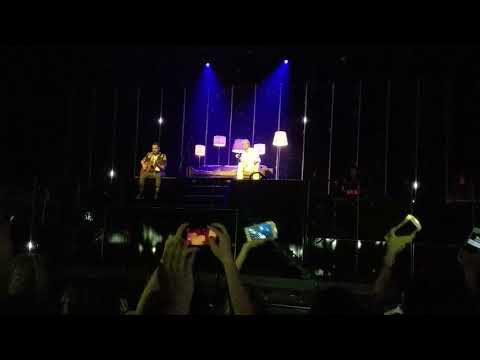 Troye sivan bloom tour- the good side - Toyota music factory Irving TX (9/21/18)