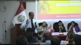 LOS HECHOS EN LA TEORÍA DEL CASO - DR  FRANK ALMANZA ALTAMIRANO