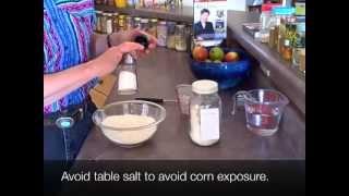 Gluten Free Protein Pancakes Made With Urad Dal Flour
