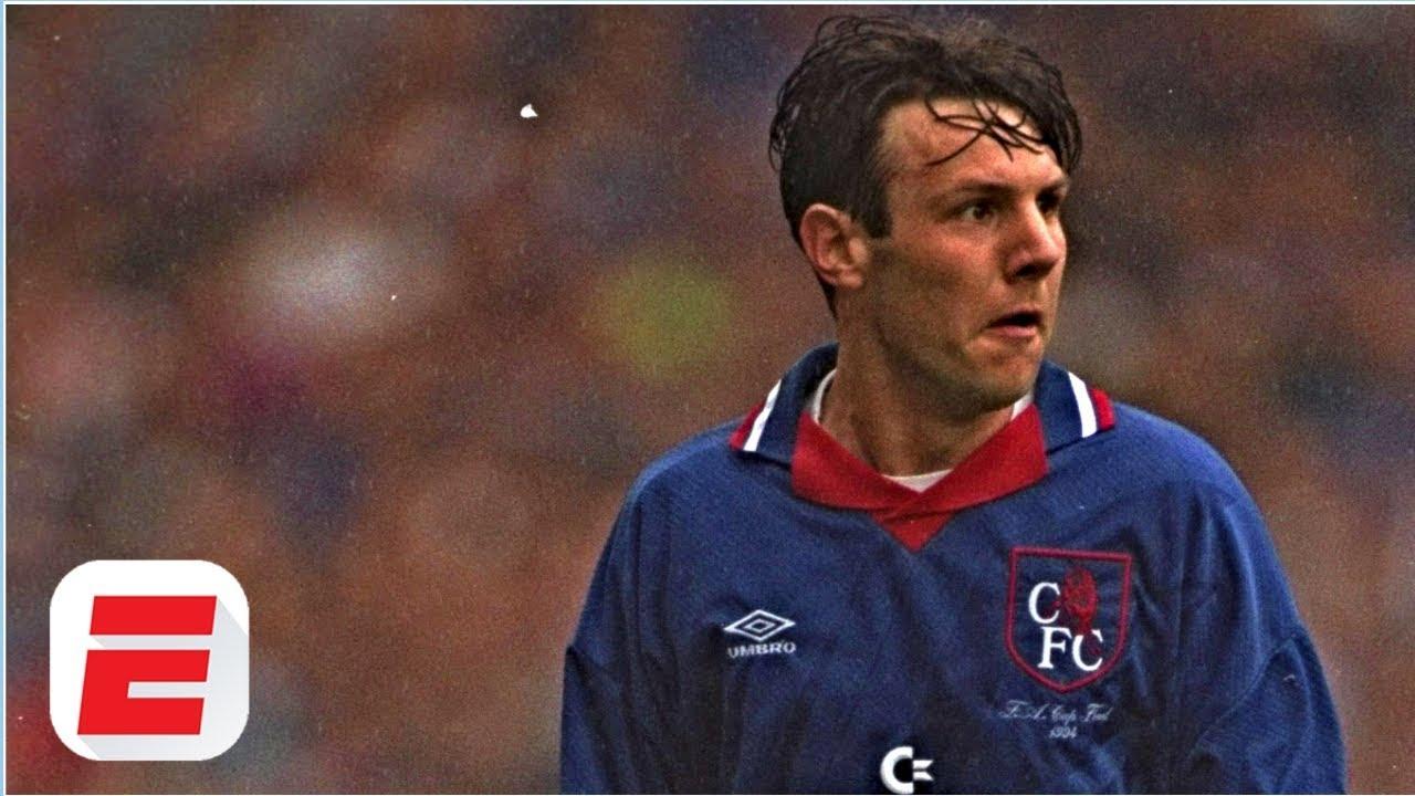 Download Craig Burley's 1994 FA Cup final memories: Chelsea vs. Man United | FA Cup