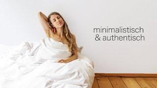 Minimalismus Morgenroutine | nachhaltig, vegan & authentisch