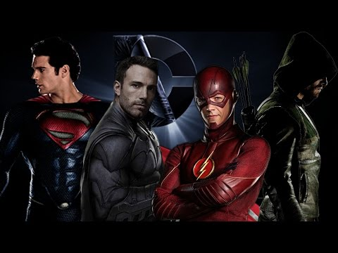 A DC Cinematic And TV Universe Crossover - AMC Movie News