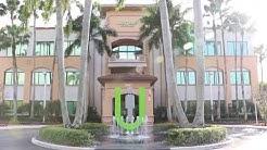 Modern office construction in Weston Florida