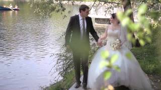 Виталик и Даша, свадебный клип