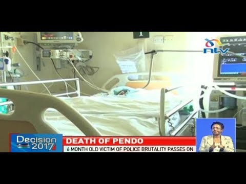 Samantha Pendo a 6 month old victim of police brutality passes on